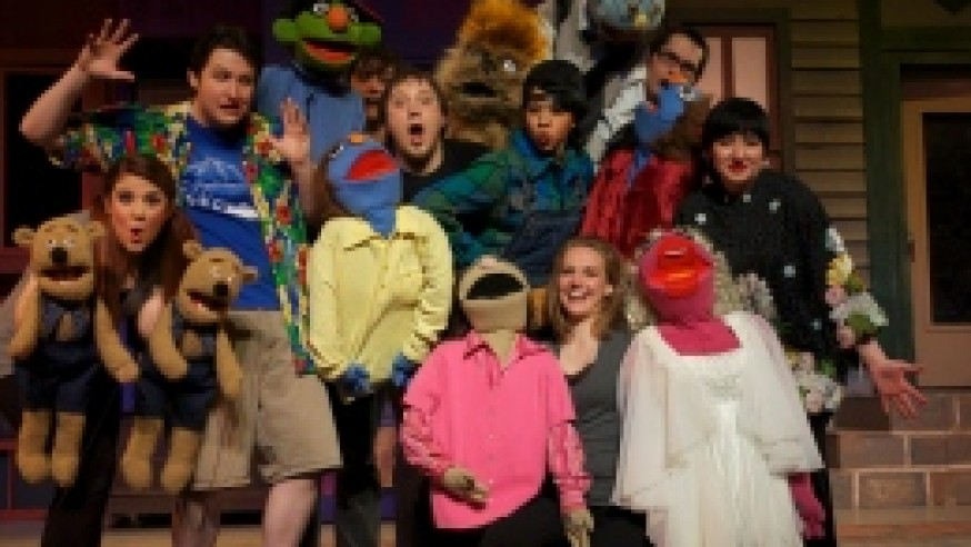 'Avenue Q' lights up Youngstown Playhouse