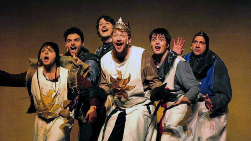 Spamalot: And there was much rejoicing…