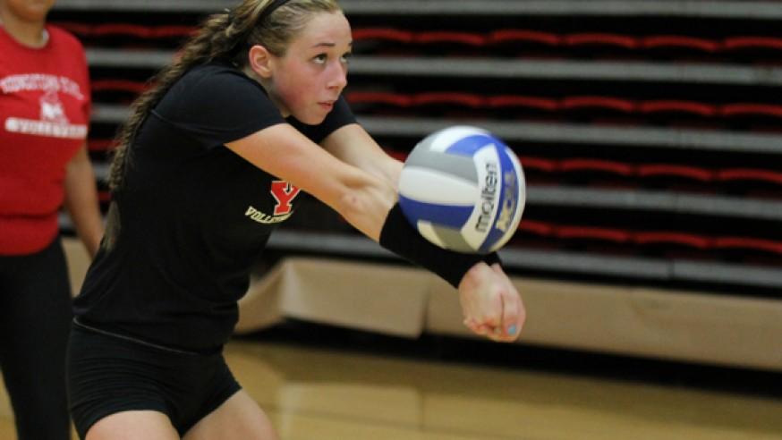 Attitude Era: Volleyball team ready for new challenge