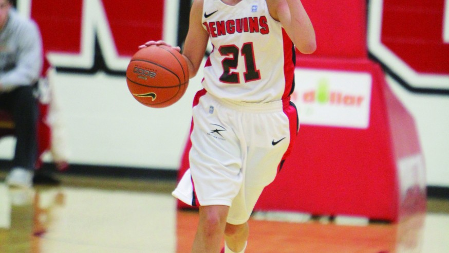 Norse Code Penguins earn first victory this season