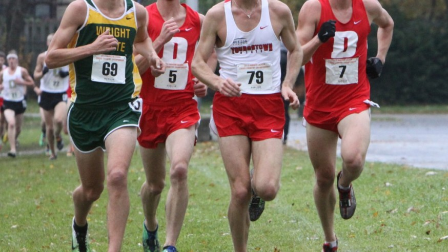 Five for Five: YSU cross country coach Brian Gorby