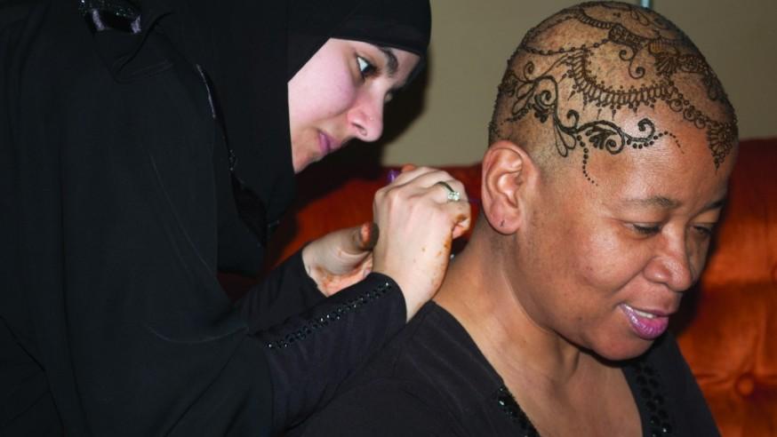 Healing with Henna