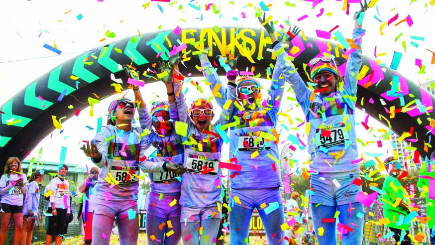 """The Happiest 5k on the Planet"" Hits Youngstown"