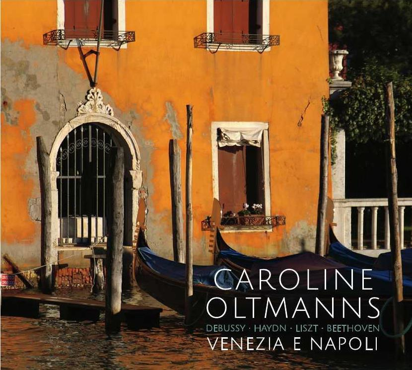 Venezia e Napoli cover