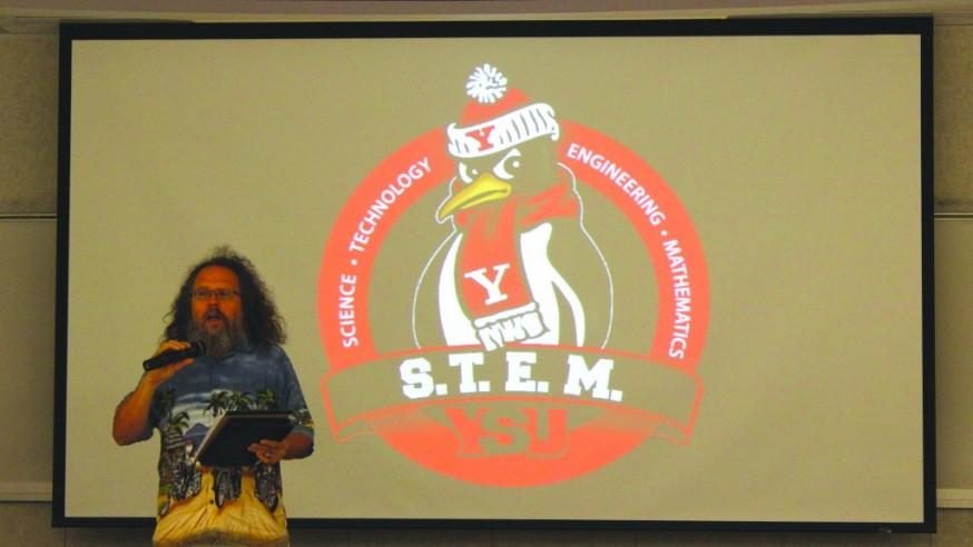 Keeping YSU Informed: Skype Lecture Series