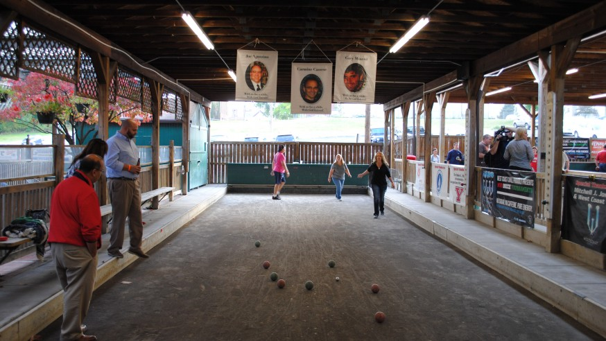 Bocce For Hope