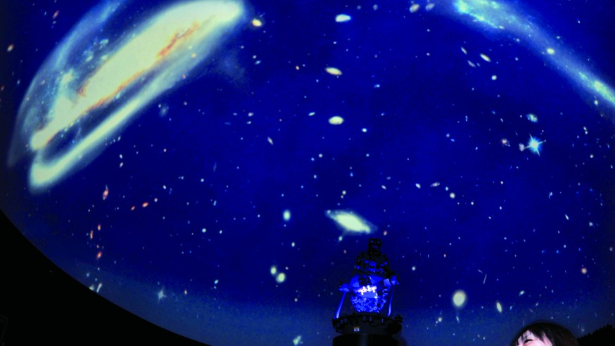 The Sun is Setting on Two Planetarium Shows