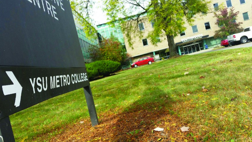 Spring Classes At YSU Metro College Cancelled