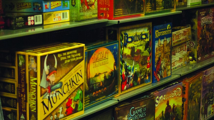 Modern Board Game Club: Making the Right Move