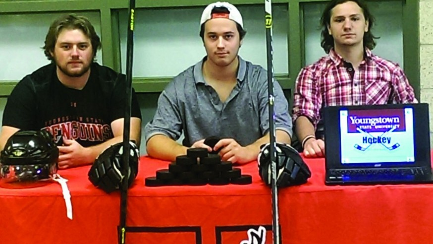 Hockey Returns to YSU