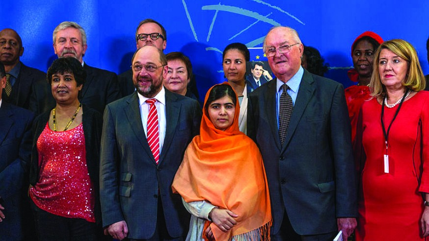 Power of Young Voices: Nobel Peace Prize Awarded to Children's Rights Activists