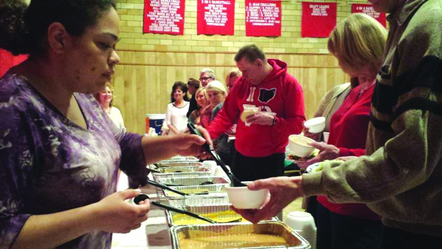 Youngstown SOUP Bonds Students with Youngstown Community
