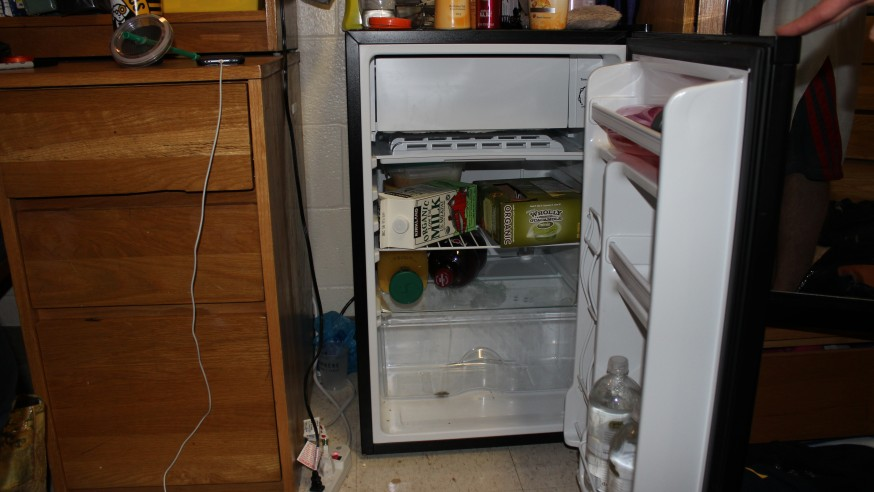 Eight Dorm Room Fridges With Character