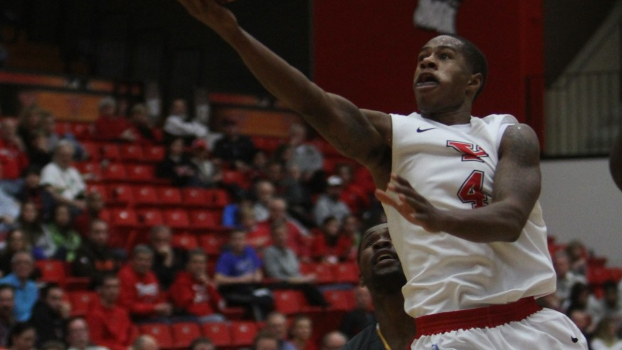 Men's Basketball Falls To Kent State