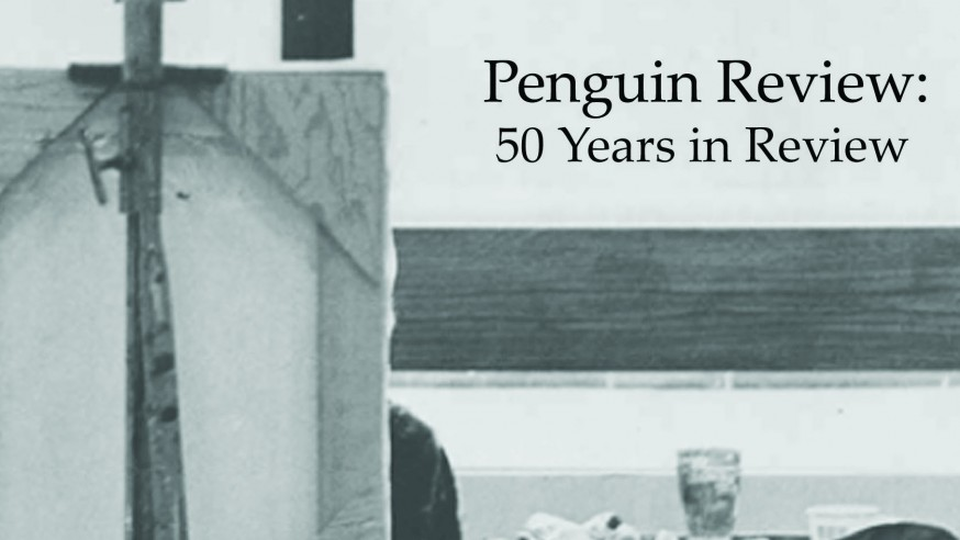Penguin Review Celebrates 50 Years with Commemorative Issue