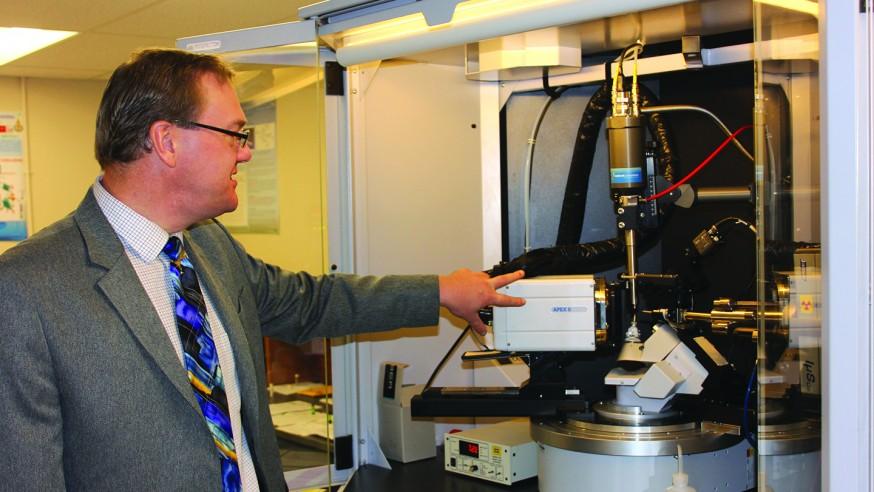 Diffractometers Arrive At YSU