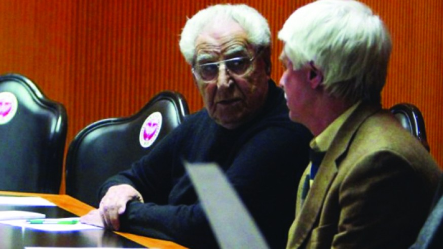 Board of Trustees Ratify Tentative Contract