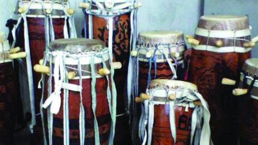 The Sound of Drums: Percussion Ensemble performs Nov. 5