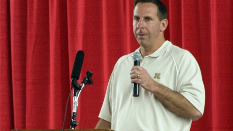 Youngstown native Bo Pelini was named the YSU head football coach on Tuesday. Photo Courtesy of Jorzy's Shorts/Flickr. CC by 2.0.