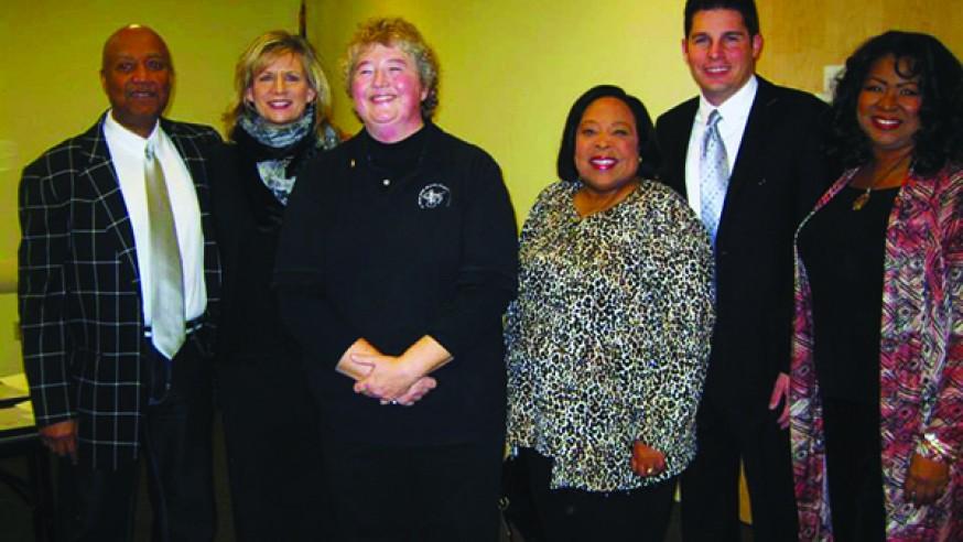 Member of the YSU Community Receive President's Award for Volunteerism