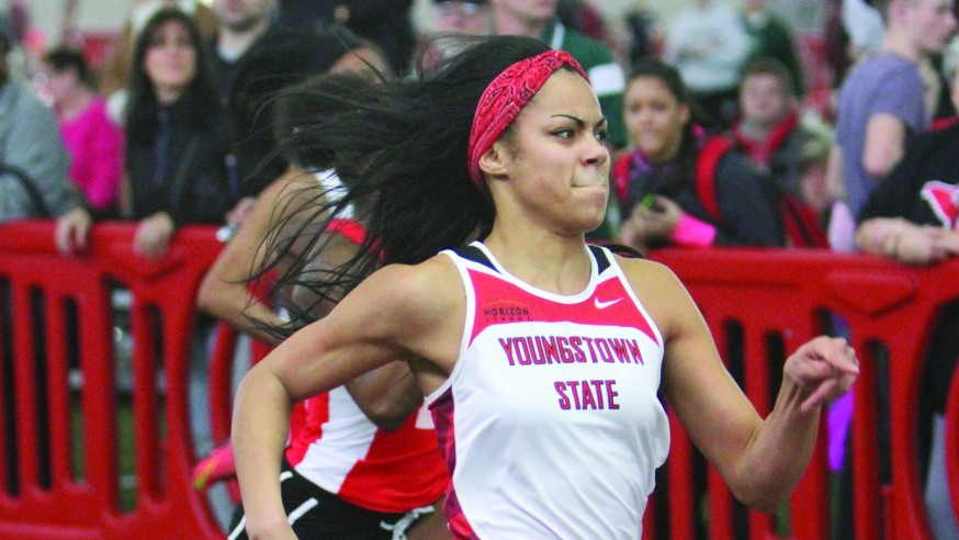 Track Prepares to Take Home Horizon League Title
