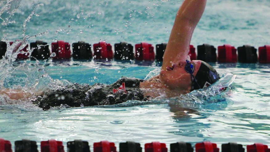 Swimming and Diving Prepares for Conference Championship