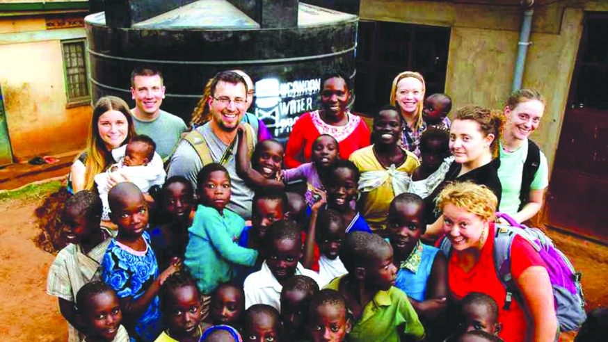 Students Help to Provide Ugandan Villages with Clean Water