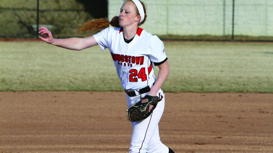 Kayla Haslett: Living the Softball Life