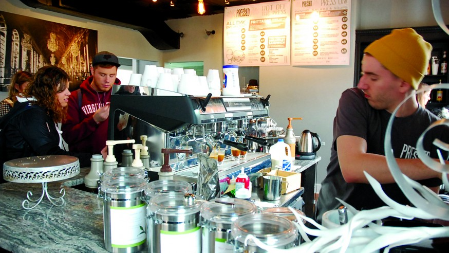 Youngstown's Newest Coffee Bar  Has Im'Pressed' in First Week