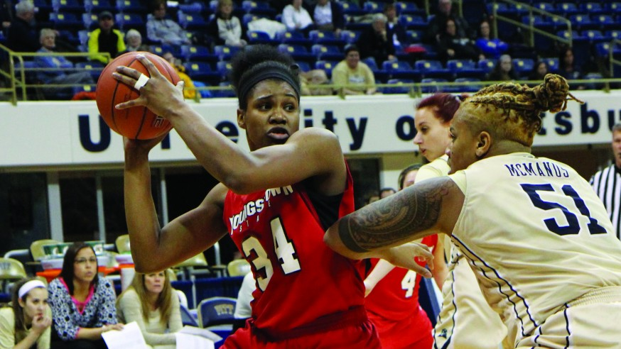 YSU and Wright State Battle for Second Place