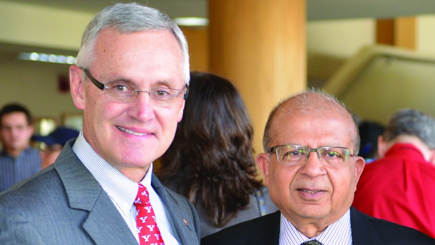 Sudershan Garg Retiring As Board Of Trustees Member