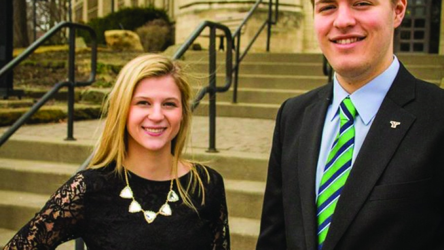 SGA Candidates: Prepared for Upcoming Election