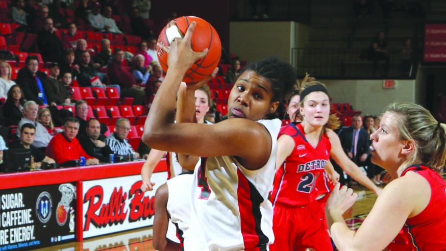 Women's Basketball Looks to Rebound Against Cleveland State