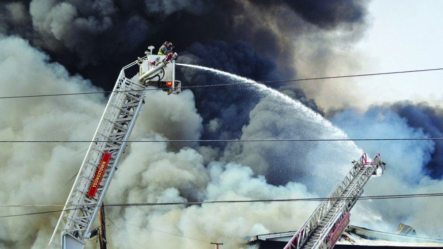 City Fire Chief Notices Decline in City Fire Totals