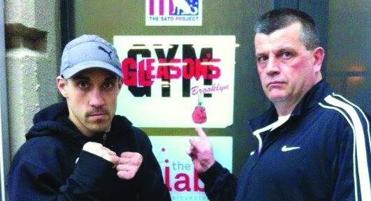 Photo courtesy of Burnside Boxing.