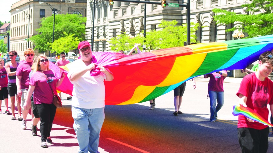 Pride Festival Returns to Downtown Youngstown