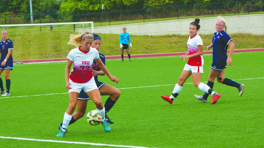 Soccer Drops Home Opener to St. Mary's