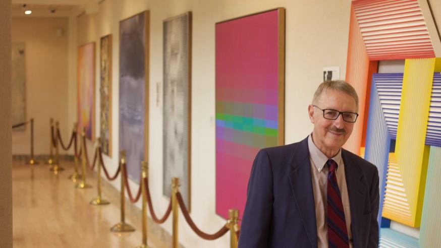 Art Talks with Louis Zona