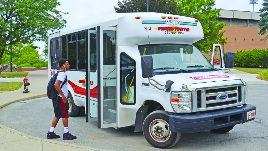 Shuttle Service Launching to Bring Students to Groceries