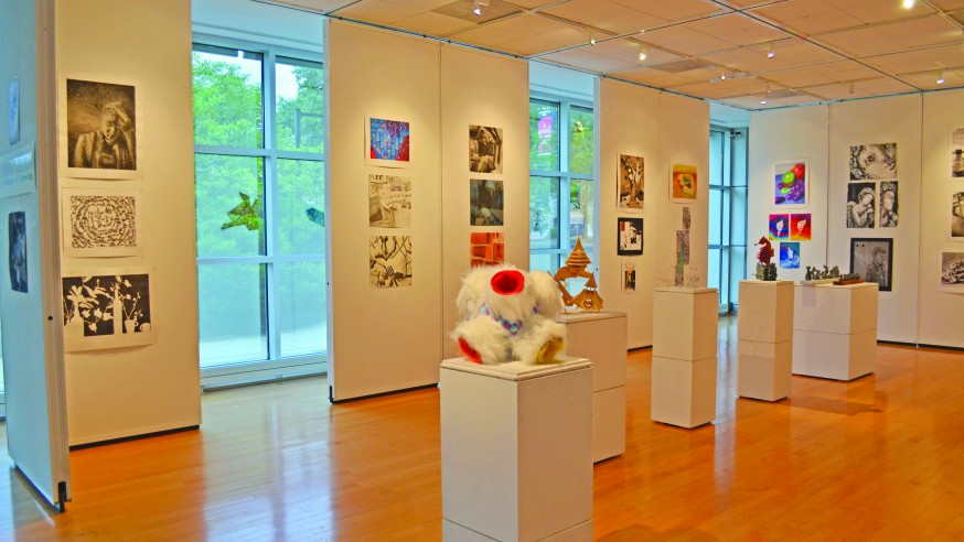 Upcoming Exhibits in the Solomon Gallery