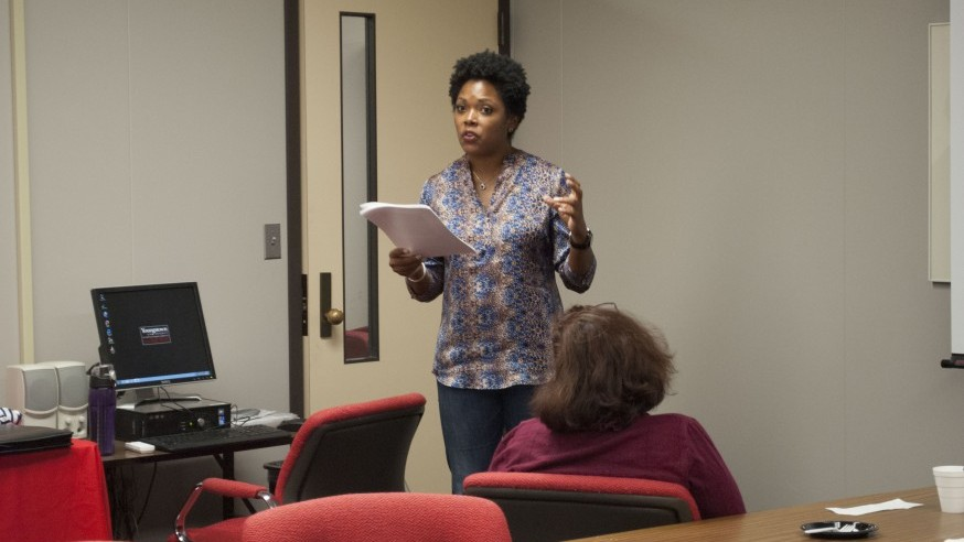 Meeting of the Minds: Class Faculty Share Research
