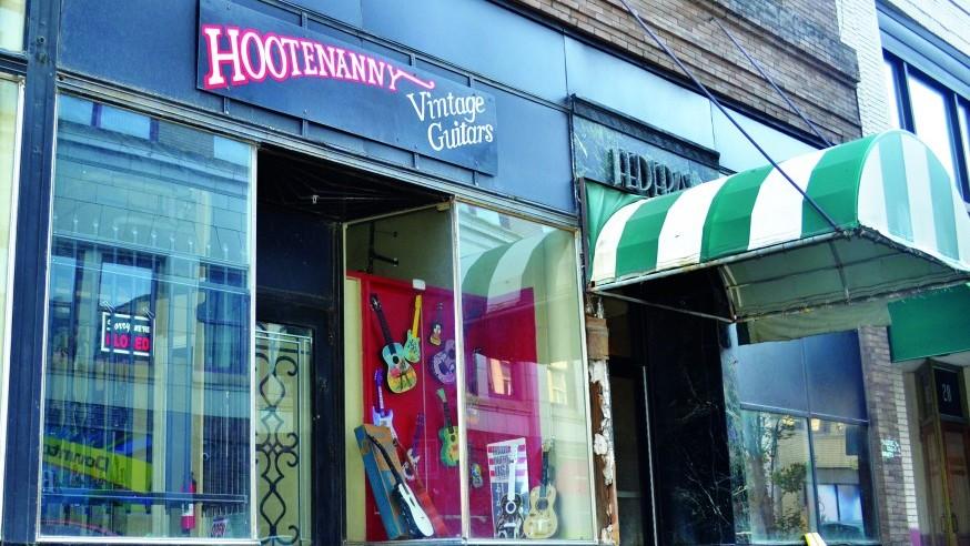 Hootenanny Causes a Hoot