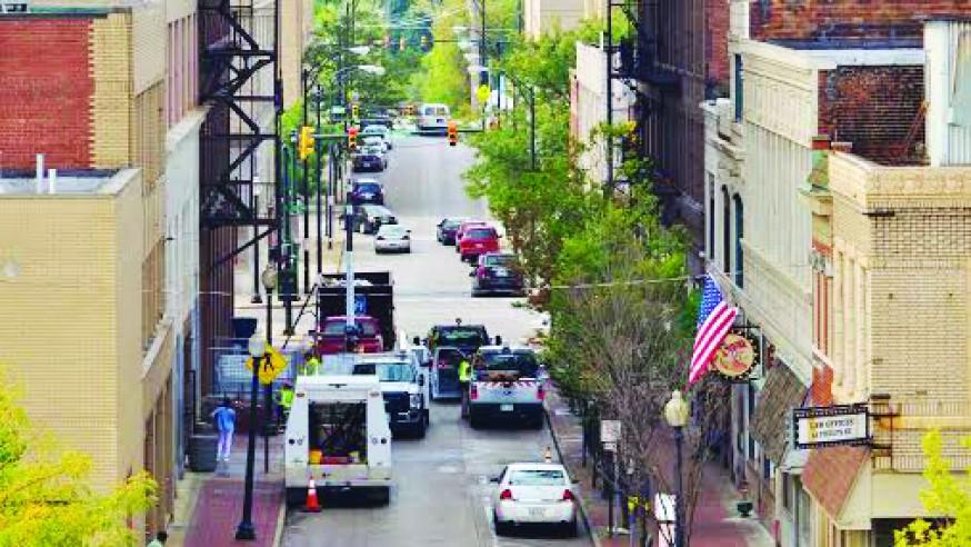 KSU Students Bring New Eyes to Downtown Development