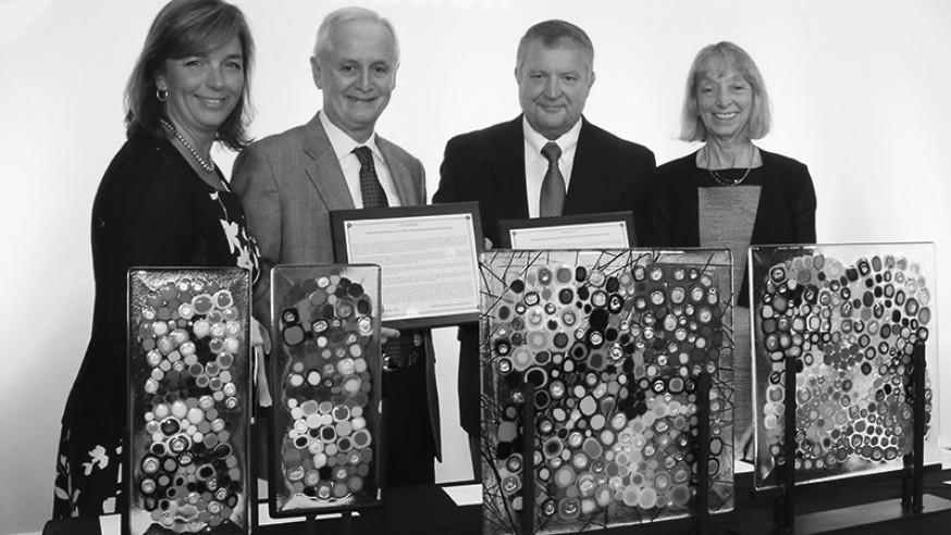 Stout Receives Prestigious Accounting Award