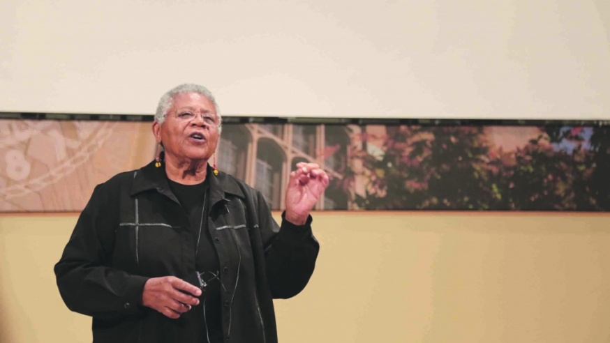 Rejecting Violence, Addressing Ignorance and Inciting Change: Minnijean Brown-Trickey Speaks at YSU