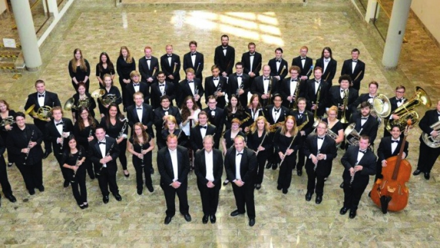 Dana Concert Band Invited to Carnegie Hall to Perform