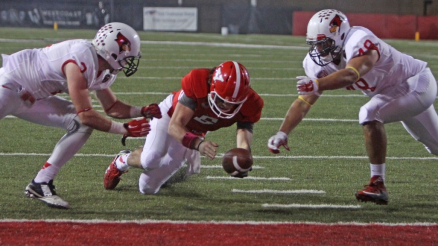 Inches Short: YSU Falls to Illinois State