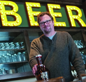 Andy Tveekrem - Brewmaster/Partner at Market Garden Brewery