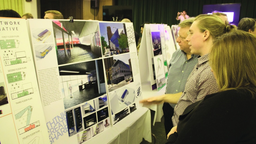 Kent State Show Off Plans for Youngstown