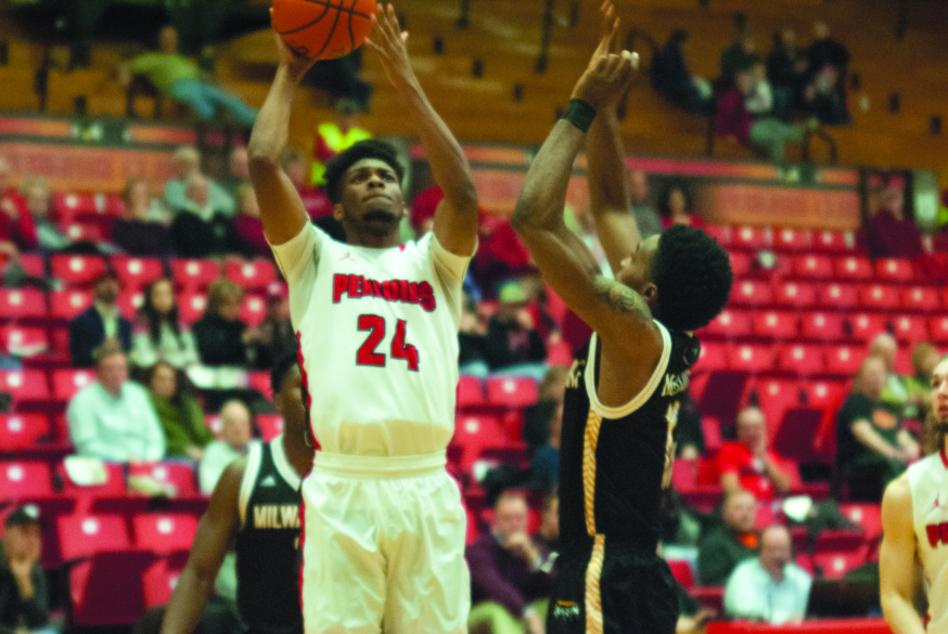 On Monday, Youngstown State University guard Cameron Morse was named the Horizon League Co-Player of the Week for his play last week. This was the first time Morse received the award.